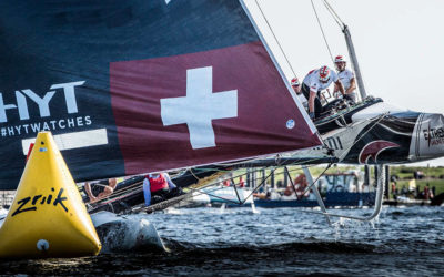 Extreme Sailing Series, septembre 2017