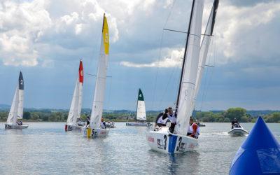 Swiss Sailing League, juin 2017