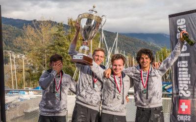 Swiss Sailing Super League, octobre 2017