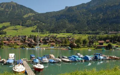 Le lac de Sarnen