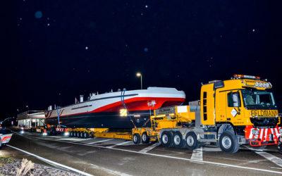 Transport de transbordeur