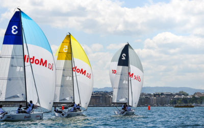 Swiss Sailing League, juin 2016