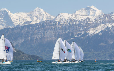 Swiss Sailing League, mai 2015