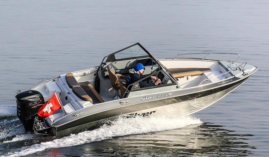 Silver Shark BR 580