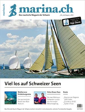 Ausgabe 83, Juli / August 2015