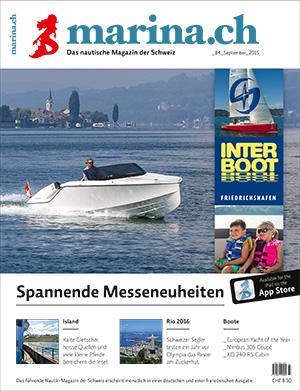 Ausgabe 84, September 2015