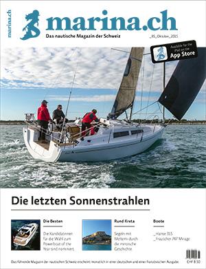 Ausgabe 85, Oktober 2015
