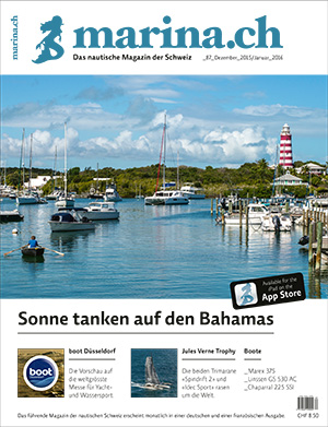 Ausgabe 87, Dezember 2015 / Januar 2016