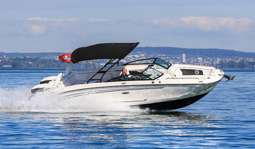 Sea Ray 290 Sundeck