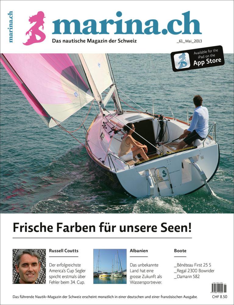 Ausgabe 61, Mai 2013