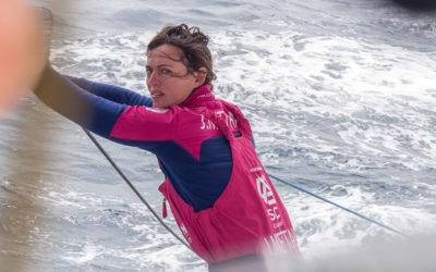 Volvo Ocean Race, Juli 2015